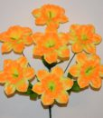 Искусственные цветы- Нарцис атлас 7-ка R-821