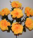 Искусственные цветы-Пион люкс 7-ка R-739