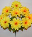 Искусственные цветы-Крокус атласный 9-ка R-596