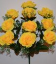 Искусственные цветы-Роза кашка 10-ка R-600