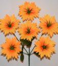 Искусственный цветок - Звездочка большая R-8