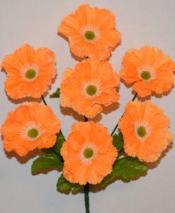 Искусственный цветок - Мачок цветной R-11