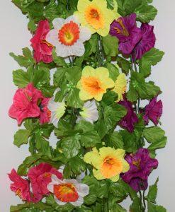 Искусственные цветы-Нарцис крупный С-22