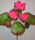 Искусственные цветы —Лотос водяной непресованый R-695