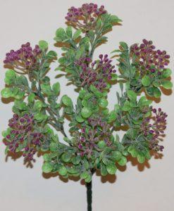 Искусственный цветок -Рябина пластмасовая R-529