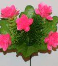 Искусственные цветы-заливка Крокус пластмасовый Z-75