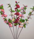 Искусственные цветы- Ветка Сакура новая B-76