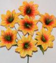 Искусственный цветок - атлас с травкой 7-ка R-712