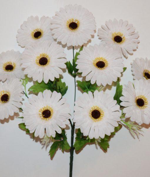 Искусственные цветы-Гербера цветная 11-ка R-718