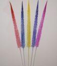 Искусственные цветы- Ветка Шалфея пластмасовая B-73