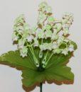 Искусственные цветы-заливка Ландыш пластмасовый Z-79