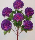 Искусственные цветы-Калинка высокая 6-ка R-721