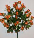 Искусственные цветы-Роза бутончик люкс не прес R-772