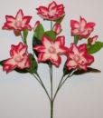 Искусственные цветы-Магнолия дерево не пресованое R-778