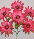 Искусственные цветы-Ромашка крупная 6-ка R-799