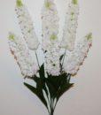 Искусственные цветы-Гвоздичка цветная с присыпкой R-793