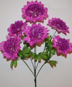 Искусственные цветы-Крокус с пластмасками не прес R-853