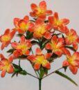 Искусственные цветы -Ирис атласный 12-ка R-825