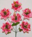 Искусственные цветы-Звёздочка c кукурузкой атласная 6-ка R-791