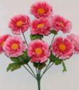 Искусственные цветы-Маргаритка 9-ка R-919