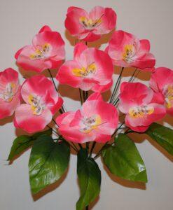 Искусственные цветы-Орхидея 9-ка R-920