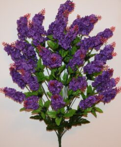 Искусственные цветы-Сирень 36 голов R-924