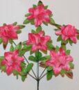 Искусственные цветы-Петушок звездочка 6-ка непрес R-926