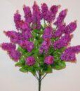 Искусственные цветы-Сирень 24 голов R-946
