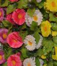 Искусственные цветы-ц.Маргаритка крупная С-29