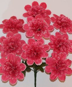 Искусственный цветок - Гортензия 9-ка R-967