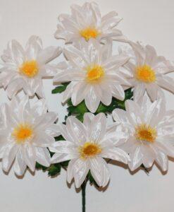 Искусственный цветок -Крокус атласный большой 7-ка R-975