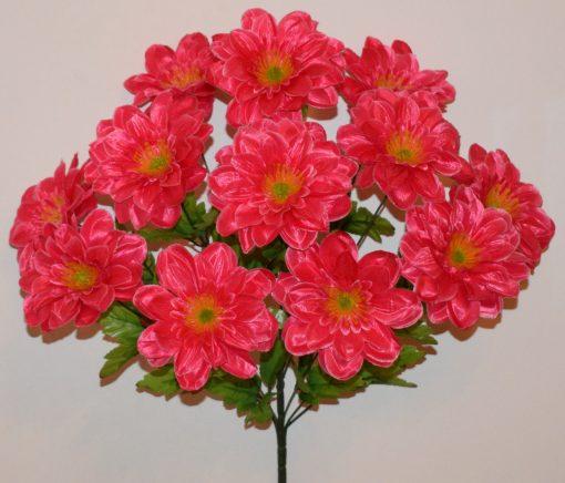 Искусственный цветок-Маёры атласные 12-ка R-1020