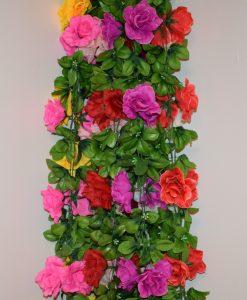 Искусственные цветы-ц.Роза большая С-32