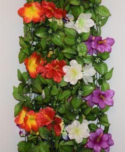 Искусственные цветы-ц.Колокольчик атласный С-34