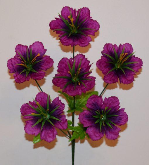 Искусственные цветы Звездочка маленькая R-14