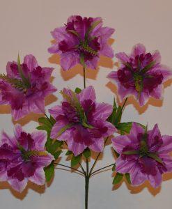 Искусственные цветы Атлас с кукурузкой R-101