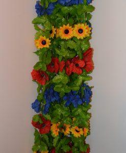 Искусственные цветы Цепочка национальная мелкая С-11