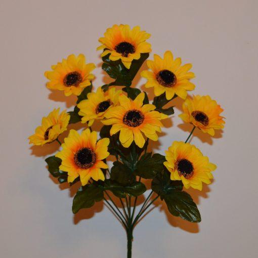 Искусственные цветы Подсолнух низкий R-206