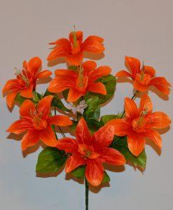 Искусственные цветы Азалия 7-ка R-221