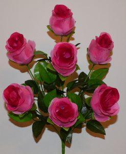 Искусственные цветы —бутон стакан 7-ка непресовка R-507