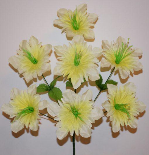 Искусственные цветы-Крокус атласный 7-ка R-270