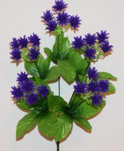 Искусственные цветы-Ананас пластмасовый R-729