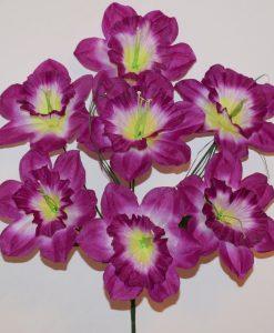 Искусственные цветы-Нарцис 7-ка R-953